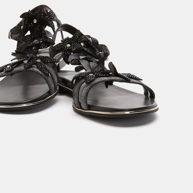 Chaussures Femme bata, Noir, 566-6704 - 17