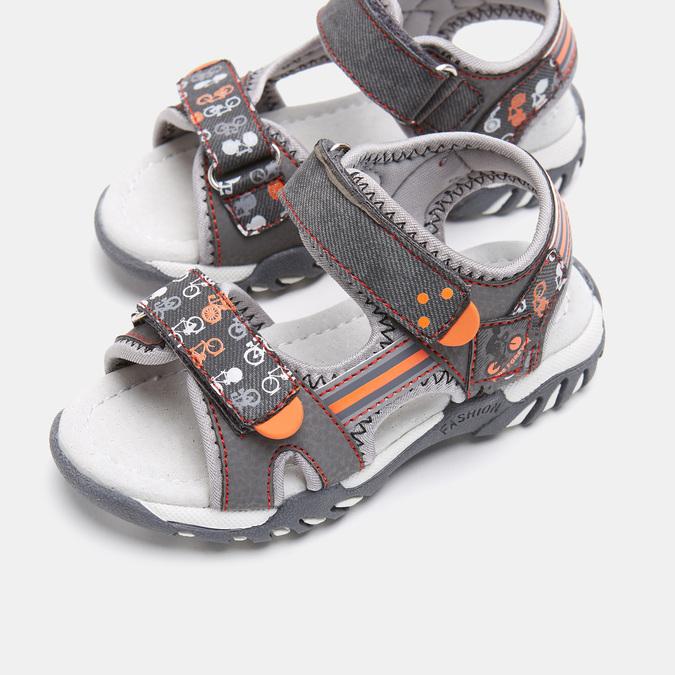 Chaussures Enfant mini-b, Gris, 261-2154 - 15