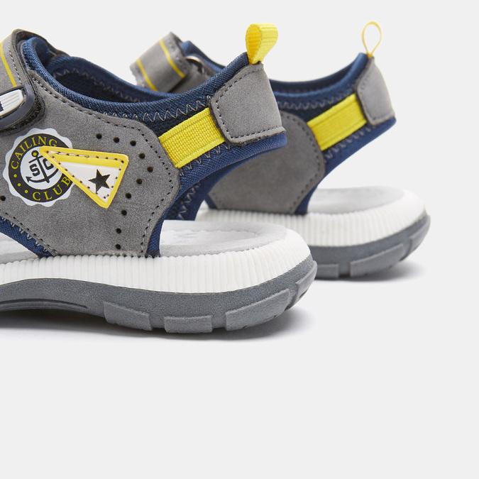 Chaussures Enfant mini-b, Gris, 361-2311 - 19