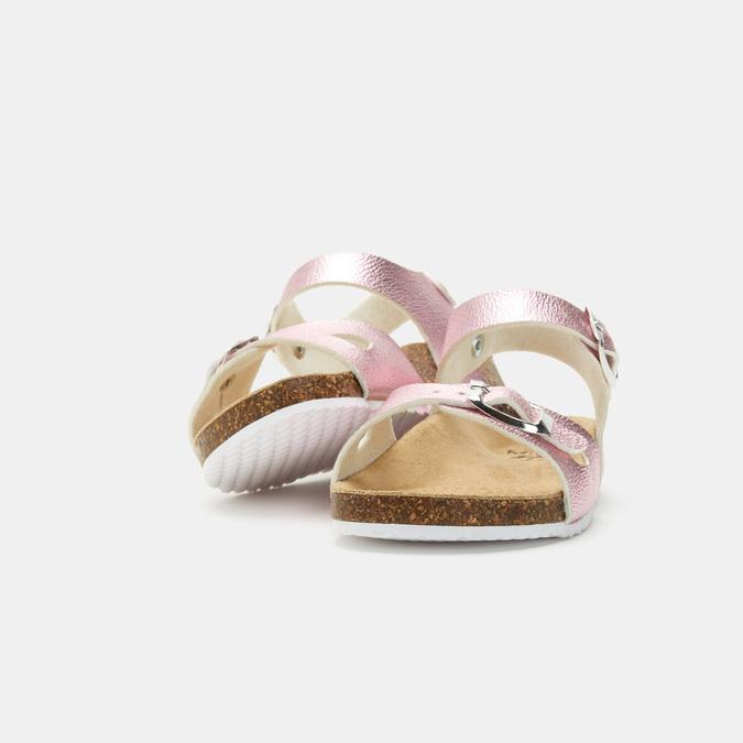 Chaussures Enfant mini-b, Rose, 361-5381 - 15