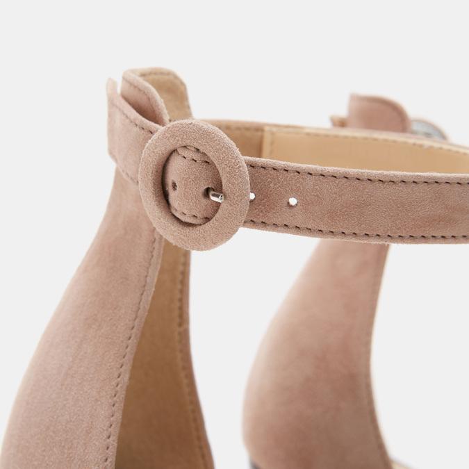 Chaussures Femme bata, Rose, 763-3750 - 26