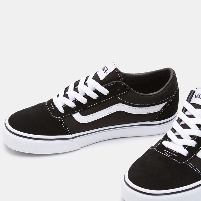 Chaussures Femme vans, Noir, 503-6136 - 15