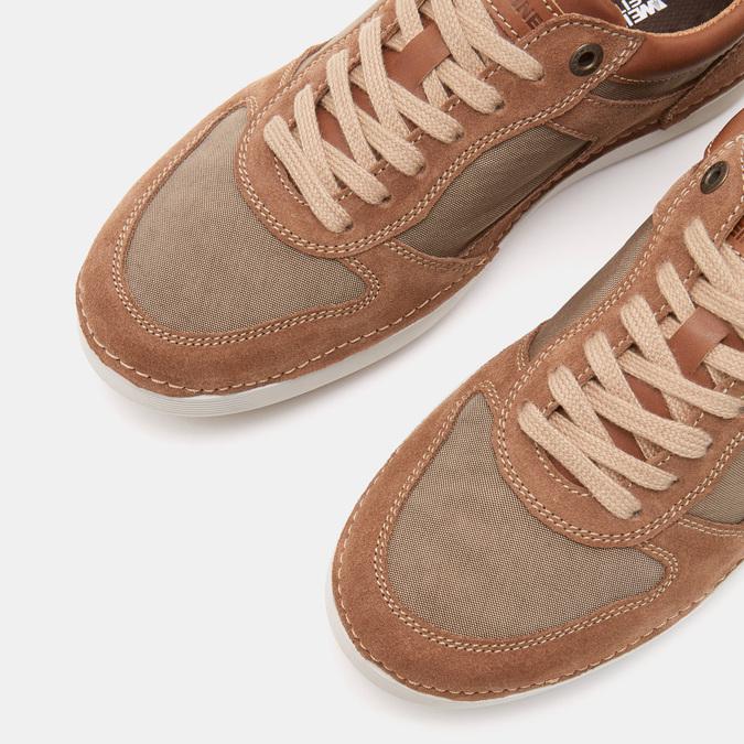 Chaussures Homme weinbrenner, Brun, 843-4906 - 17
