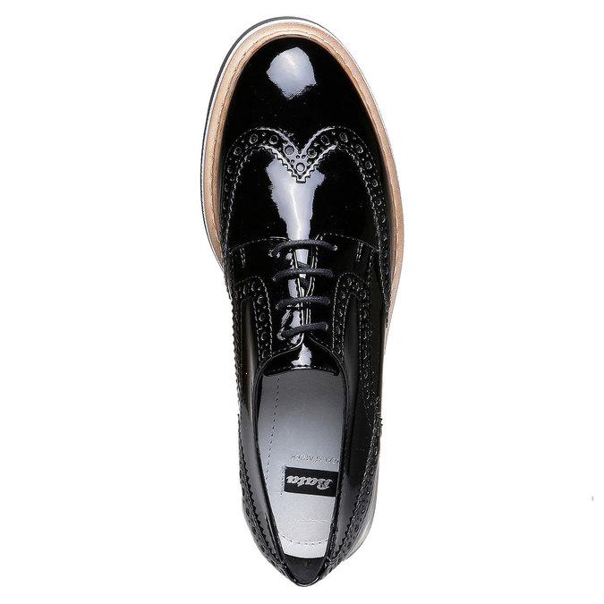 Chaussures Femme bata, 2018-528-6489 - 19
