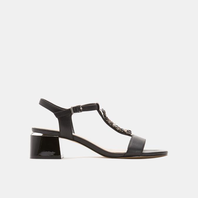 Chaussures Femme bata, Noir, 661-6385 - 13