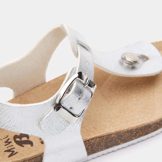 Chaussures Enfant mini-b, Argent, 361-2381 - 26