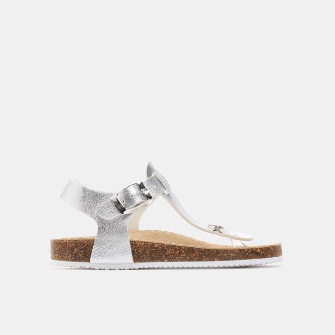 Chaussures Enfant mini-b, Argent, 361-2381 - 13