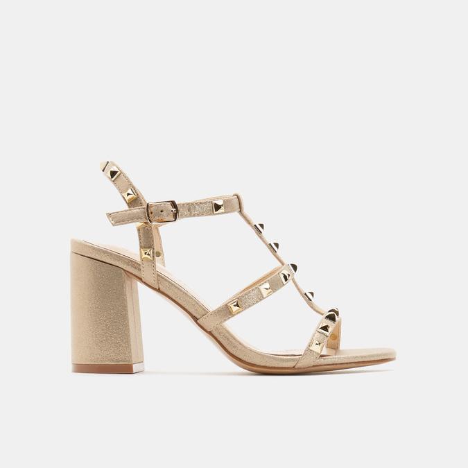 Chaussures Femme bata, Or, 769-8439 - 13