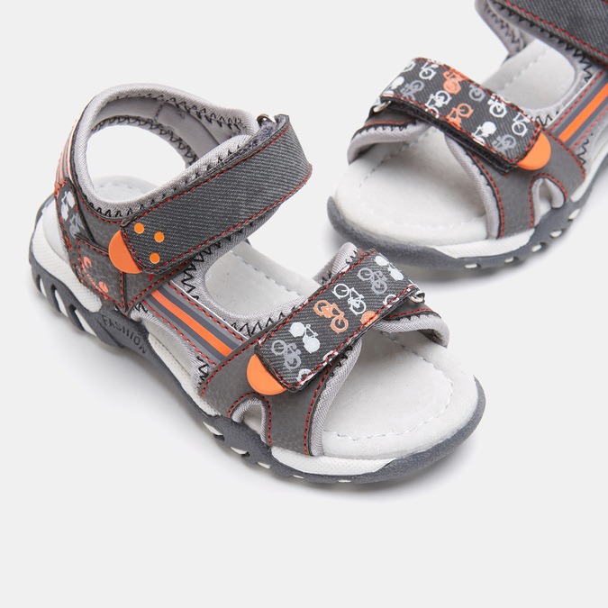 Chaussures Enfant mini-b, Gris, 261-2154 - 19