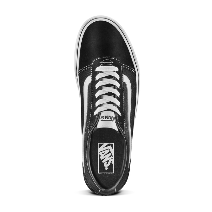 Chaussures Homme vans, Noir, 803-6143 - 17