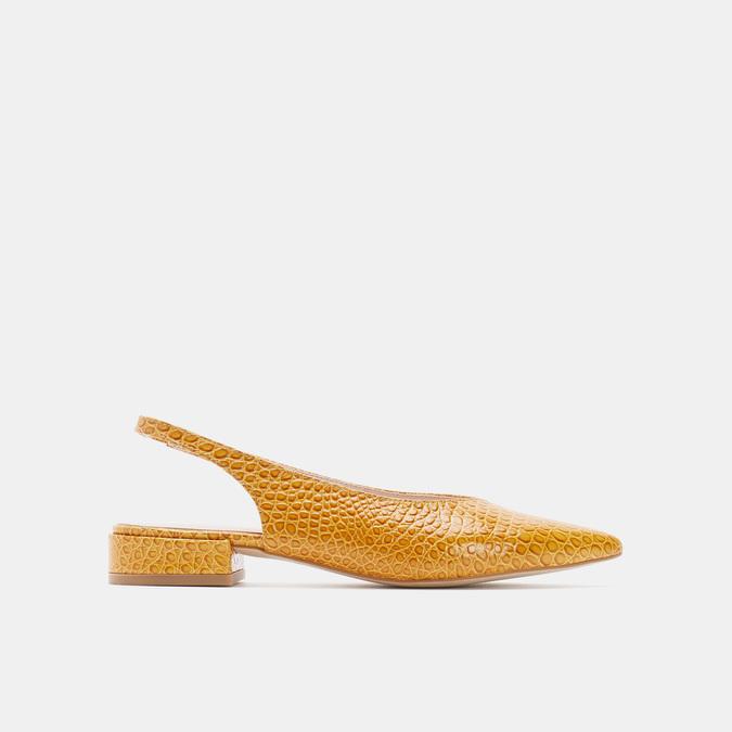 Chaussures Femme bata, Jaune, 534-8171 - 13