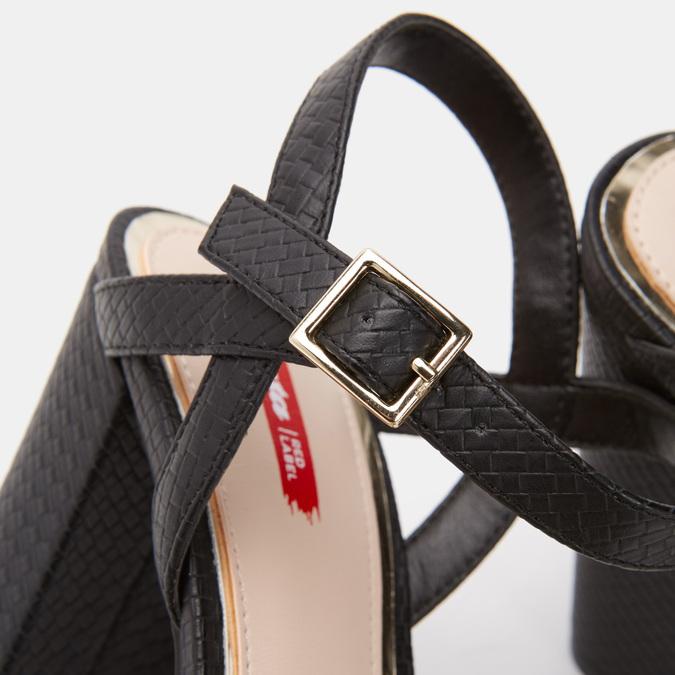 Chaussures Femme bata-rl, Noir, 761-6665 - 26