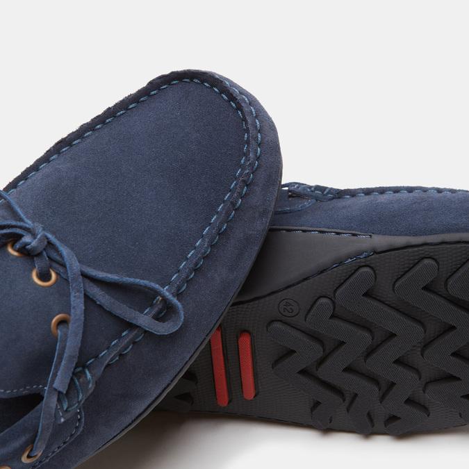 Chaussures Homme bata, Bleu, 813-9132 - 19