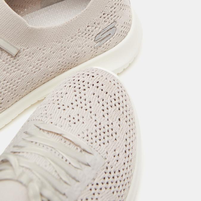 Chaussures Femme skechers, Beige, 509-8286 - 17