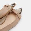 Chaussures Femme bata, Beige, 523-8381 - 15