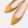 Chaussures Femme bata, Jaune, 534-8171 - 15