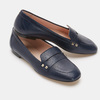 Chaussures Femme bata, Bleu, 514-9327 - 17