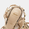 Chaussures Femme bata, Or, 769-8439 - 19