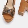 Chaussures Femme bata, Brun, 769-3467 - 17