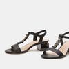 Chaussures Femme bata, Noir, 661-6385 - 15