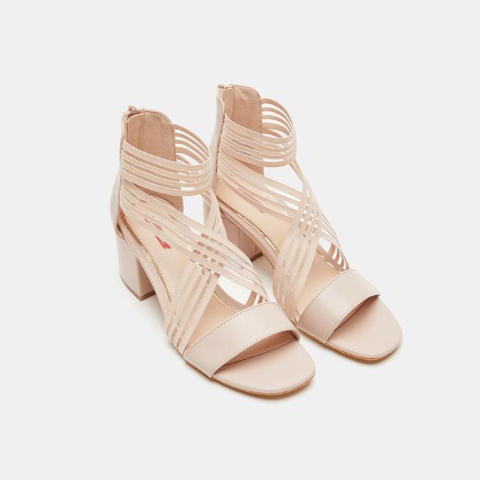 Chaussures Femme bata-rl, Rose, 769-5480 - 19