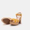 Chaussures Femme bata-rl, d'Orange, 769-8496 - 15