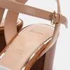 Chaussures Femme bata, Beige, 664-8225 - 19
