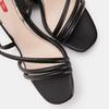Chaussures Femme bata-rl, Noir, 761-6482 - 19