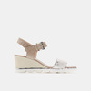Chaussures Femme bata, Gris, 764-2757 - 13