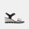 Chaussures Femme bata, Noir, 764-6757 - 13