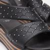 Chaussures Femme bata, Noir, 761-6761 - 26