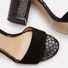 Chaussures Femme bata, Noir, 763-6750 - 16