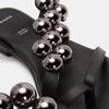 Chaussures Femme bata, Noir, 561-6698 - 26