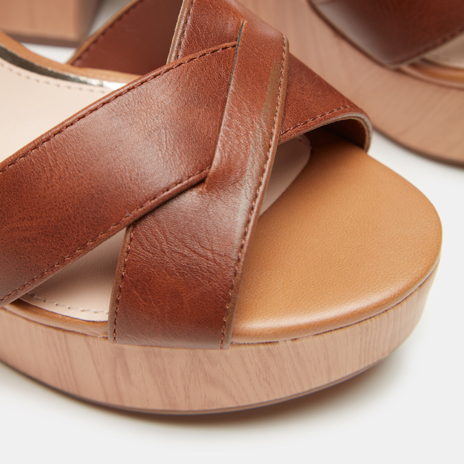 Chaussures Femme bata-rl, Brun, 761-3496 - 16