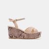 Chaussures Femme bata, Beige, 763-8749 - 13