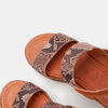 Chaussures Femme bata, Beige, 761-8765 - 19