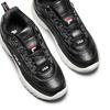 Chaussures Femme fila, Noir, 501-6273 - 26