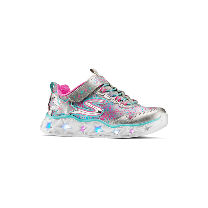 Chaussures Enfant skechers, Gris, 329-2439 - 13