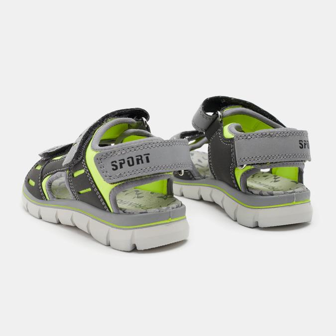 Chaussures Enfant primigi, Gris, 261-2138 - 17