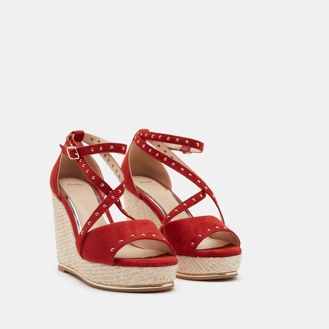 Chaussures Femme bata, Rouge, 769-5775 - 17