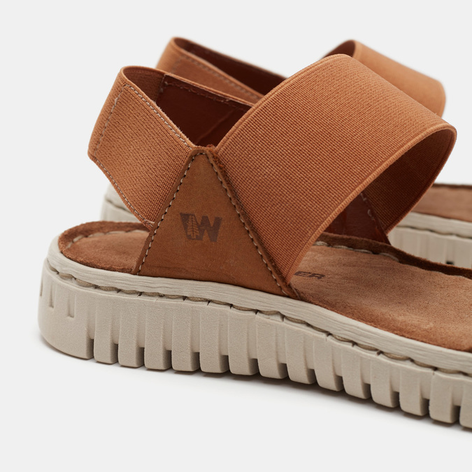 Chaussures Femme weinbrenner, Brun, 566-3721 - 26