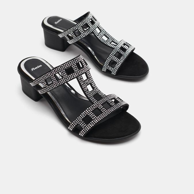 Chaussures Femme bata, Noir, 671-6145 - 16