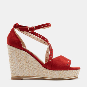 Chaussures Femme bata, Rouge, 769-5775 - 13