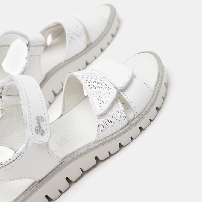 Chaussures Enfant primigi, Blanc, 364-1200 - 26