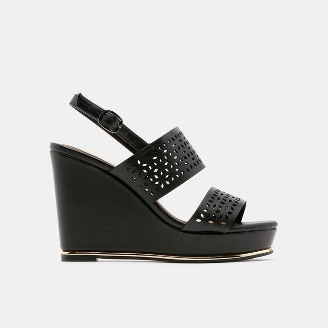 Chaussures Femme bata, Noir, 761-6778 - 13