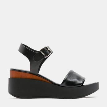 Chaussures Femme bata, Noir, 764-6751 - 13