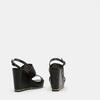 Chaussures Femme bata, Noir, 761-6778 - 17
