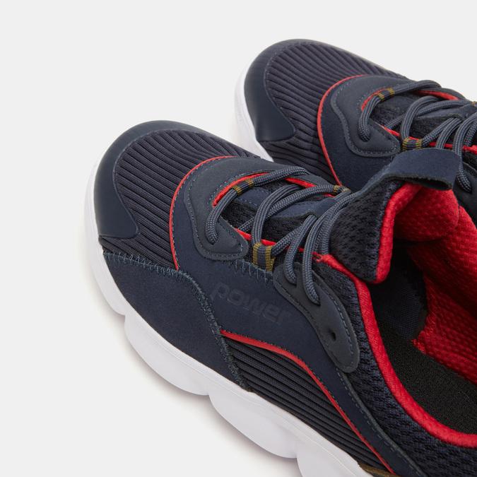 Chaussures Homme power, Bleu, 809-9152 - 16