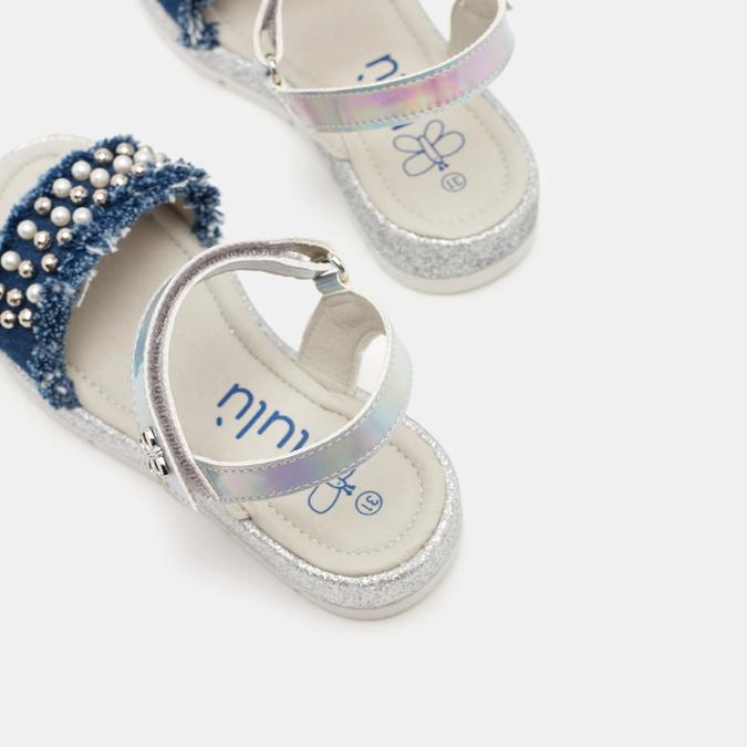 Chaussures Enfant lulu, Bleu, 369-9300 - 17