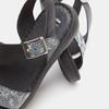 Chaussures Femme bata, Noir, 574-6680 - 16